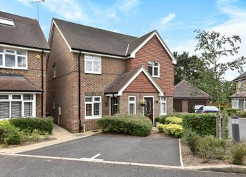 Thumbnail 2 bed semi-detached house for sale in Devonshire Gardens, Taplow