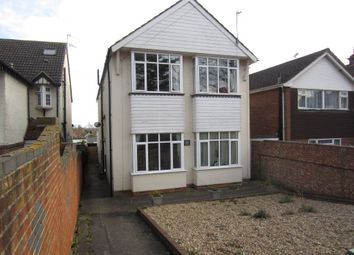 Thumbnail 2 bedroom flat to rent in Havant Road, Farlington, Portsmouth
