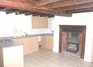 Thumbnail 2 bed shared accommodation to rent in Market Street, Winterton, Scunthorpe, Lincolnshire