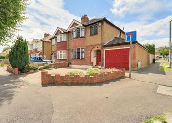 Thumbnail 3 bed semi-detached house for sale in Hamilton Avenue, North Cheam, Sutton.