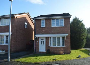 Thumbnail 3 bed detached house for sale in Earls Drive, Aqueduct, Telford, Shropshire
