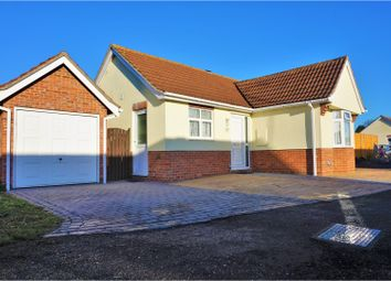Thumbnail 2 bed detached bungalow for sale in Fuchsia Way, Clacton-On-Sea