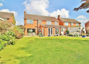 Thumbnail 4 bed detached house for sale in Homefield Lane, Rothley, Leicestershire