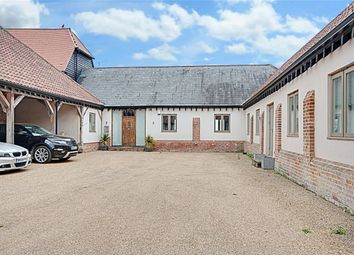 Thumbnail 2 bed mews house for sale in Enville Barns, Little Laver, Ongar, Essex