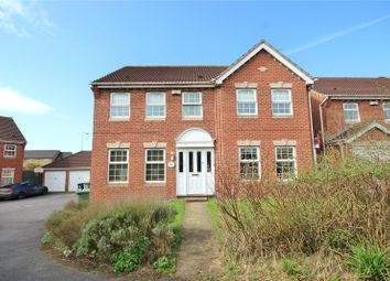 Thumbnail 4 bed detached house to rent in Juniper Way, Bradley Stoke, Bristol