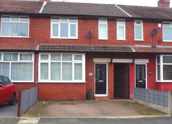 Thumbnail 3 bedroom terraced house for sale in Ellwood Road, Offerton, Stockport, Cheshire