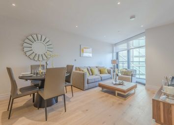 Thumbnail 2 bed flat for sale in Three Riverlight Quay, Nine Elms, London