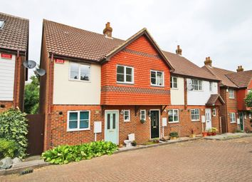 Thumbnail 3 bed terraced house to rent in Bolts Hill, Chartham, Canterbury