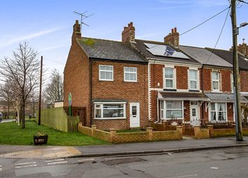 Thumbnail 2 bed semi-detached house for sale in Harts Buildings, Middleton St. George, Darlington