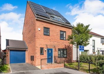 Thumbnail 4 bed detached house to rent in Delaney Way, Salford
