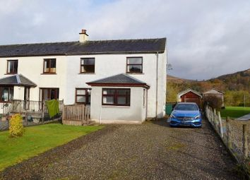 Thumbnail 3 bedroom terraced house for sale in Forest View, Strachur, Argyll And Bute