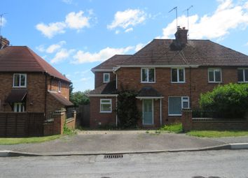 Thumbnail 3 bed semi-detached house for sale in Westfields, Buckingham