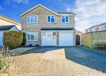 Thumbnail 3 bedroom detached house for sale in Badgers Way, Buckingham