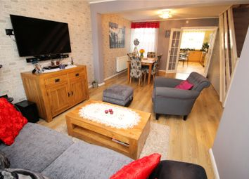 Thumbnail 3 bed end terrace house for sale in Northumberland Park, Northumberland Heath, Kent