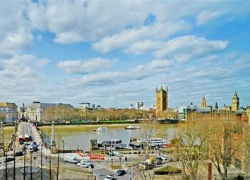 Thumbnail 2 bed flat to rent in Parliament View Apartments, South Bank, London