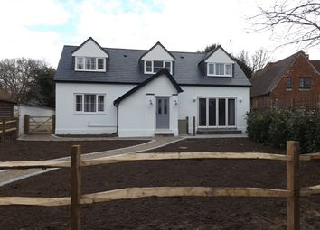 Thumbnail 3 bed detached house to rent in East Park Lane, Newchapel Lingfield
