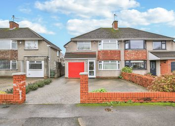 3 bed semi-detached house for sale in Heol Gabriel, Whitchurch, Cardiff CF14