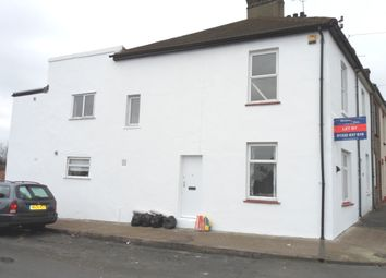 Thumbnail 3 bed end terrace house to rent in Factory Road, Gravesend