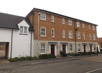 Thumbnail 3 bed property to rent in Almond Road, Dunmow
