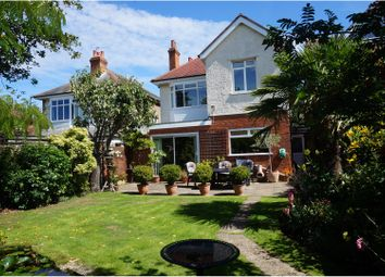 Thumbnail 5 bed detached house for sale in Grenfell Road, Bournemouth