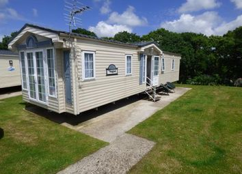 Thumbnail 2 bedroom mobile/park home for sale in Thorness Bay Holiday Park, Cowes, Isle Of Wight