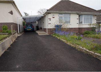 Thumbnail 2 bed detached bungalow for sale in Hythe Road, Poole