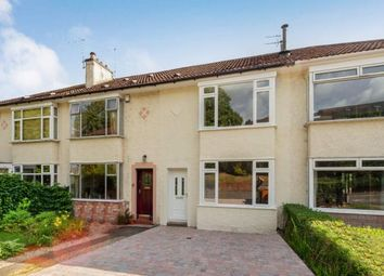 Thumbnail 2 bedroom terraced house for sale in Dougalston Gardens South, Milngavie, Glasgow, East Dunbartonshire