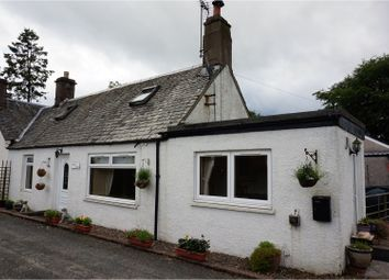 Thumbnail 3 bed semi-detached house for sale in Tomaknock, Crieff