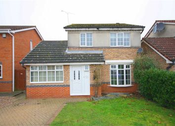 Thumbnail 4 bedroom detached house for sale in Whinney Moor Close, Retford, Nottinghamshire