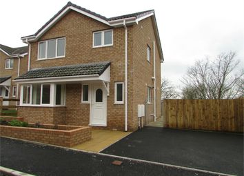 Thumbnail 3 bed detached house for sale in Pearson Way, Briton Ferry, Neath, West Glamorgan