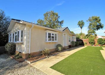Thumbnail 2 bed mobile/park home for sale in Mayfield Park, West Drayton, Middlesex