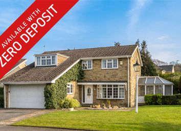 Thumbnail 4 bed detached house to rent in Pool Bank Close, Pool In Wharfedale, Otley, West Yorkshire