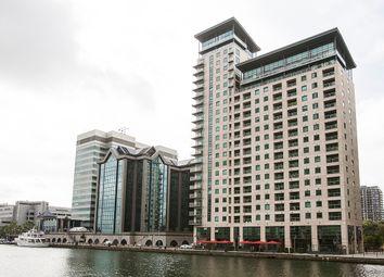 South Quay Square, London E14. 2 bed flat