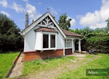 Thumbnail 4 bed detached bungalow for sale in Long Lane, Finchley Central