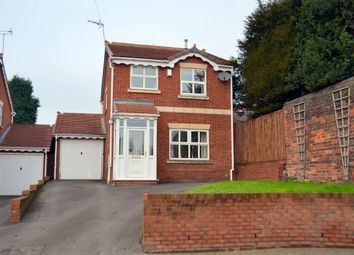 Thumbnail 3 bedroom detached house for sale in Cinder Road, Gornal Wood, Dudley