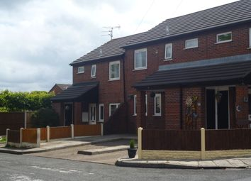 Thumbnail 1 bed flat to rent in Napier Close, St Helens, Merseyside