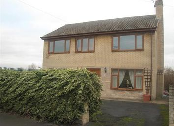 Thumbnail 4 bed detached house to rent in Wike Gate Road, Thorne, Doncaster