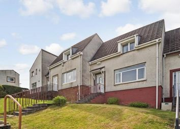 Thumbnail 2 bed terraced house for sale in Glenapp Avenue, Paisley, Renfrewshire