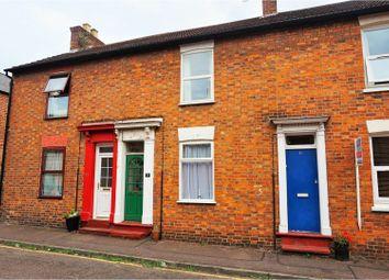 Thumbnail 2 bedroom terraced house for sale in Buckingham Street, Wolverton