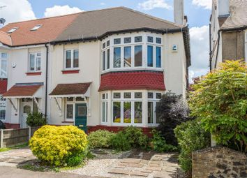 Thumbnail 4 bed semi-detached house for sale in Woodfield Gardens, Leigh-On-Sea
