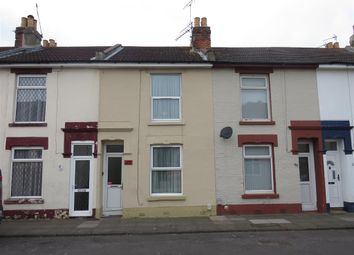 Thumbnail 2 bed terraced house for sale in Glencoe Road, Portsmouth
