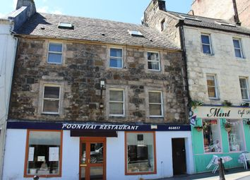 Thumbnail 1 bed flat for sale in Baker Street, Stirling