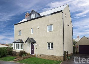 Thumbnail 4 bed detached house for sale in Collyberry Road, Woodmancote, Cheltenham