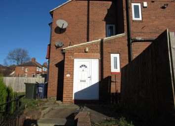 Thumbnail 2 bed semi-detached house to rent in Brancepeth Avenue, Newcastle Upon Tyne