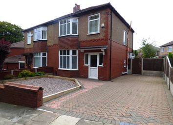 Thumbnail 3 bed semi-detached house for sale in Sweetloves Lane, Sharples, Bolton