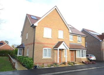 Thumbnail 3 bed semi-detached house for sale in Cammell Close, Wokingham, Berkshire