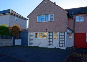 Thumbnail 3 bedroom end terrace house to rent in Hatfield Road, Stourbridge