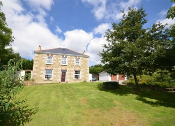 Thumbnail 5 bed detached house for sale in Allet, Truro, Cornwall