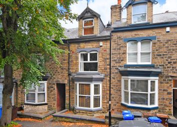 4 bed terraced house for sale in Briar Road, Nether Edge, Sheffield S7