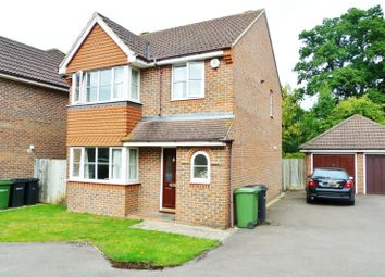 Thumbnail 3 bed detached house to rent in Falcon Wood, Leatherhead